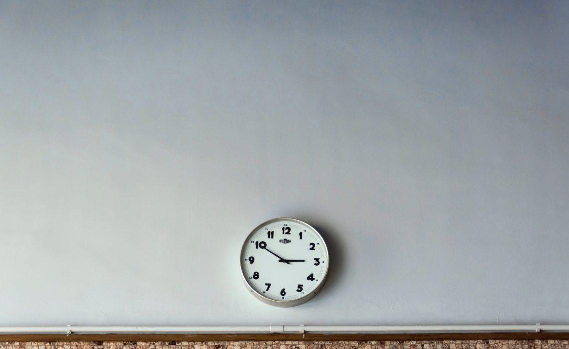 alarm clock routine kids