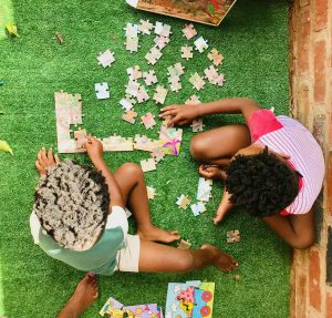 puzzle community Africa