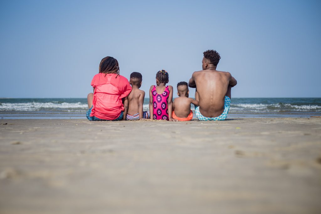 travelling with kids South Africa