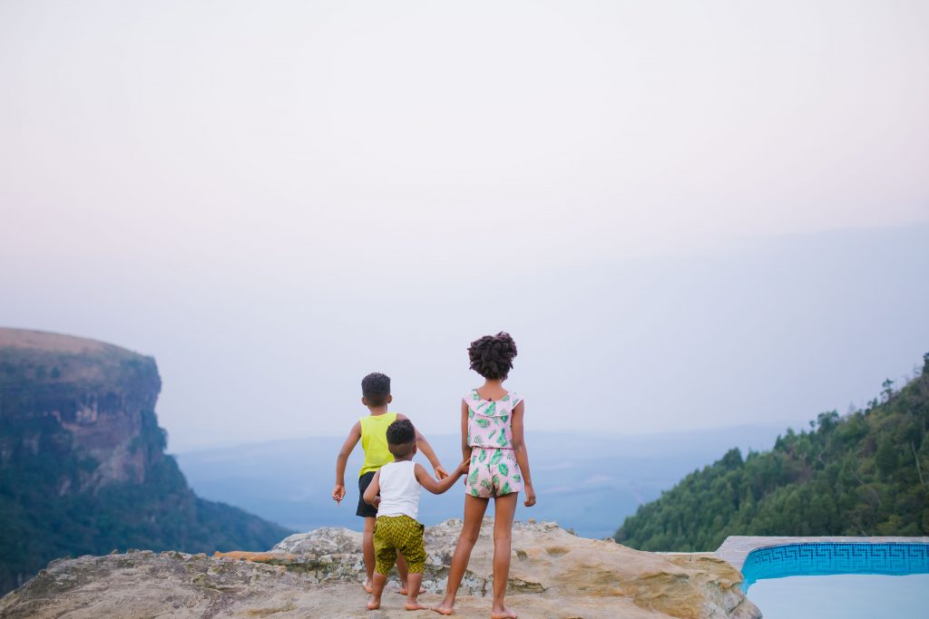 Homeschooling and travelling with young kids